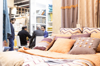 Le futur du design durable au salon Heimtextil 1