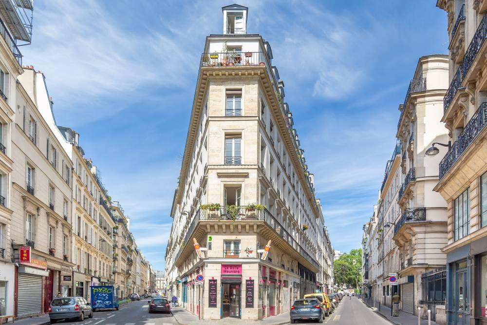 Un duo se positionne en off market sur le 2 rue Bleue à Paris 9e 2