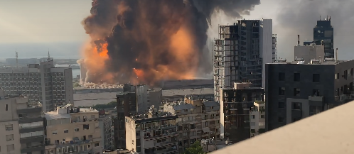 Beyrouth : l'effroyable bilan de la destruction d'une ville 1
